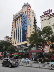 Auberges de jeunesse - 7Days Inn Chenzhou Xinglong Pedestrian Street