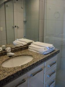 Terraços do Atlântico - Fort Apart, Апартаменты  Форталеза - big - 17