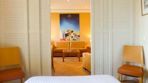 Résidence La Loggia, Apartmány  Cannes - big - 106