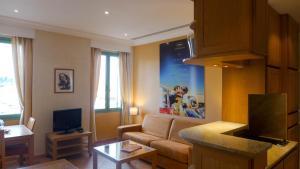 Résidence La Loggia, Apartmány  Cannes - big - 103