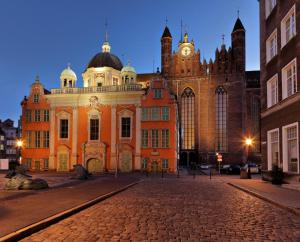 BE IN GDANSK Apartments IN THE HEART OF THE OLD TOWN Szeroka 6163