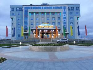 Отель Юрибей