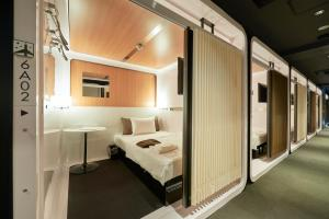 Superior Capsule Room for Male First Cabin Tokyo Dome City