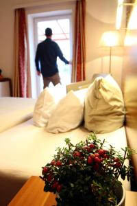 Hotel Almrausch, Отели  Бад-Райхенхалль - big - 7