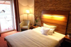 Hotel Almrausch, Отели  Бад-Райхенхалль - big - 44