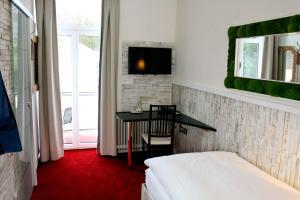 Hotel Almrausch, Отели  Бад-Райхенхалль - big - 9