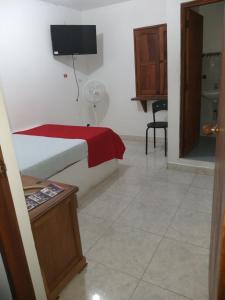 La Cascada Andes, Hotels  San Bartolo - big - 17