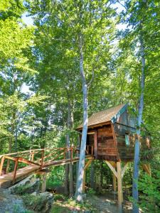 Treehouse Na Škaluc