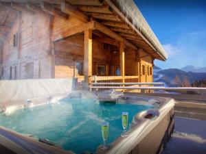Location gîte, chambres d'hotes Pralor Le Peille - OVO Network dans le département Haute Savoie 74