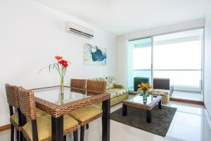 Travelers Orange Cartagena, Aparthotely  Cartagena - big - 33