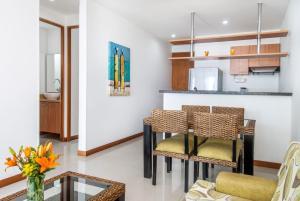 Travelers Orange Cartagena, Aparthotely  Cartagena - big - 32