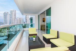Travelers Orange Cartagena, Aparthotely  Cartagena - big - 42
