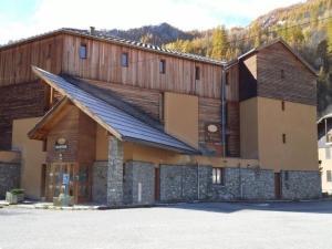 Apartment 2 pieces cabine 6 pers - pied des pistes pelvoux - Pelvoux - La Vallouise