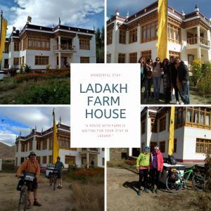 Auberges de jeunesse - Ladakh Farm House