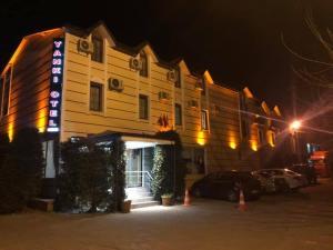 Отель Yankı Otel, Сапанджа