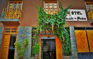 Balcon De Piedras