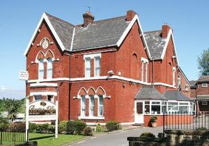 Barton Villa, Guest houses  Dukinfield - big - 1