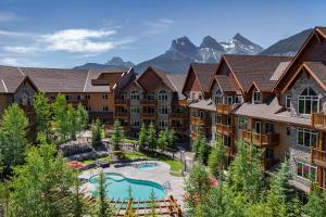Stoneridge Mountain Resort By Clique Canmore Canada J2ski