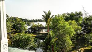 Ayur Lake by Lunuganga