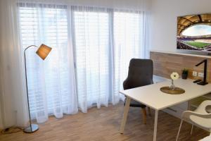 Warum-ins-Hotel Boardinghouse Pestalozzi, Guest houses  Heilbronn - big - 23