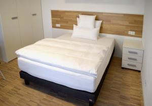 Warum-ins-Hotel Boardinghouse Pestalozzi, Guest houses  Heilbronn - big - 8