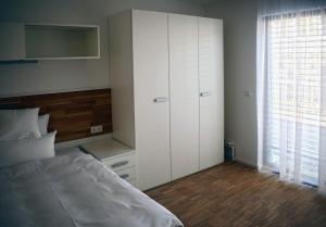 Warum-ins-Hotel Boardinghouse Pestalozzi, Guest houses  Heilbronn - big - 9