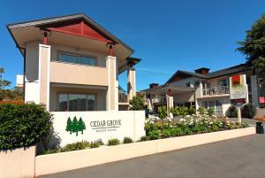 Cedar Grove Motor Lodge - Accommodation - Nelson