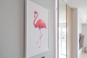 Rent like home Pink Flamingo