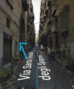 Casa Lolli, 80132 Neapel
