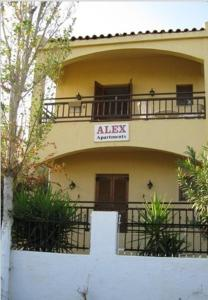 Alex Apartments, Aparthotels  Hersonissos - big - 19
