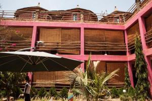 Residence Hotel Lwili, Hotely  Ouagadougou - big - 6
