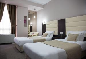 Hotel Continental, Hotels  Skopje - big - 19
