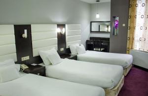 Hotel Continental, Hotels  Skopje - big - 25