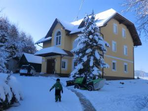 Appartement Landhaus Felsenkeller, Appartamenti  Sankt Kanzian - big - 41