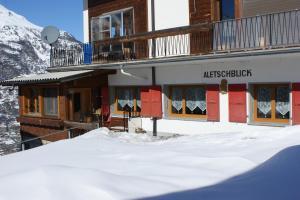 Aletschblick - Chalet - Grächen