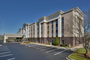 Hampton Inn&Suites Clinton - Accommodation