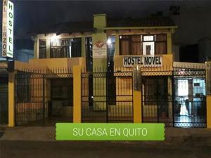 Hostel Novel