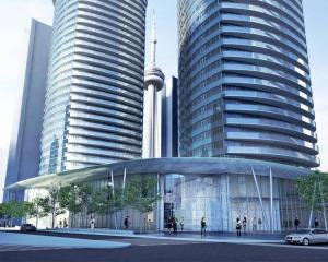 Corporate Ryan Suites York Street, Appartamenti  Toronto - big - 18
