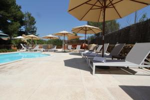Finca Can Toni, Vidiecke domy  Ibiza (mesto) - big - 13