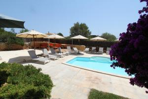 Finca Can Toni, Ferienhöfe  Ibiza-Stadt - big - 35
