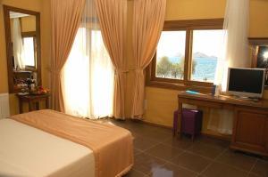 Yelken Mandalinci Spa&Wellness Hotel, Отели  Тургутреис - big - 36