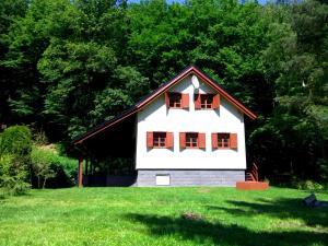 Ferienhaus Chata Liška Hostěnice Tschechien