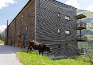 Lechblick Appartement - Apartment - Warth am Arlberg