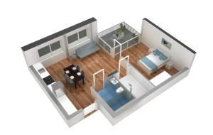 obrázek - HITrental Messe Apartment