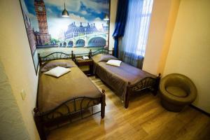 Отель Гостиничный комплекс АТРИУМ, Курган