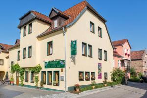 Hotel garni Zum Rebstock - Laucha