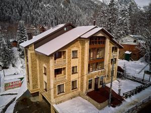 Отель Бостан