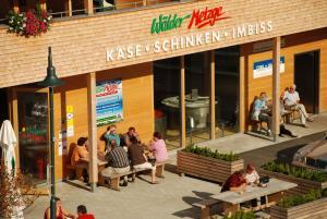 Wäldermetzge Hüttenzimmer - Hotel - Warth am Arlberg