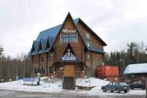 Мотель Параллель - Matrënino