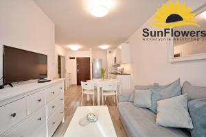 Sunflowers Apartament Morski w Kołobrzegu